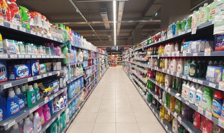 Best local products to buy in a Greek supermarket in Corfu