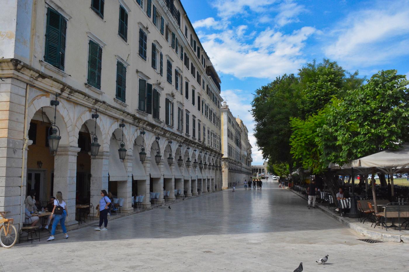 City Break in Corfu