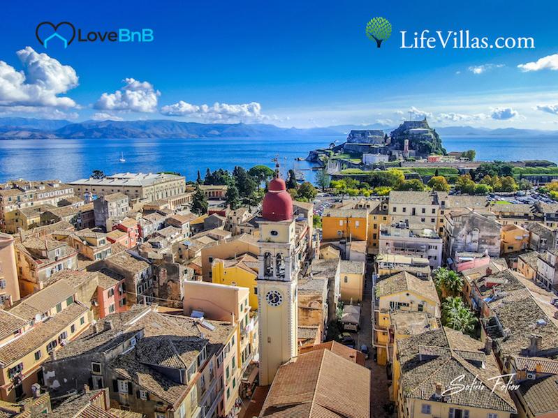 3 days in corfu itinerary