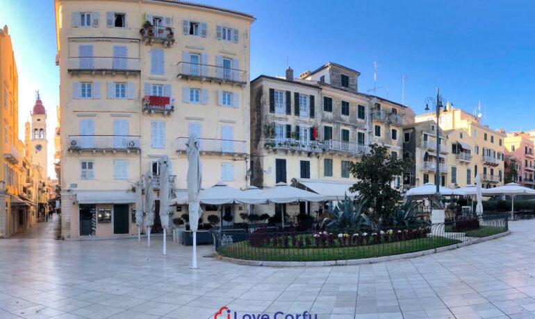 Winter in Corfu