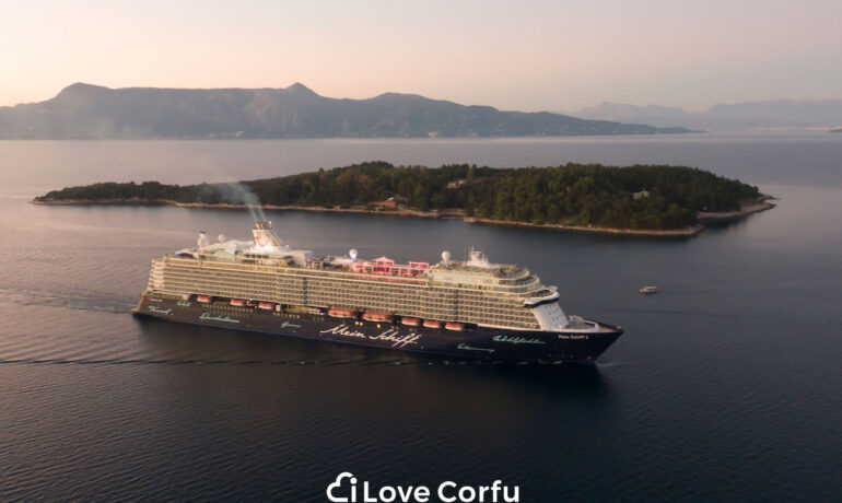 In Corfu with a cruise ? What to do in 6 hours