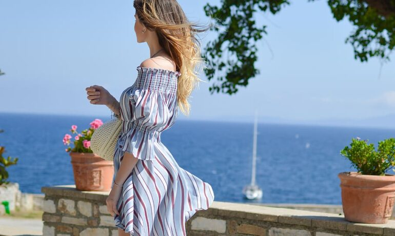 Solo female traveler in Corfu. Your best choices.